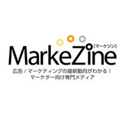MarkeZine様 ロゴ