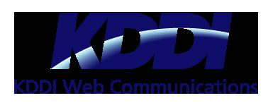 株式会社KDDIウェブコミュニケーションズ様のロゴ